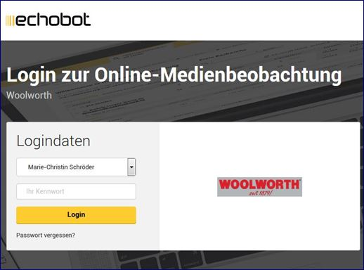 Screenshot Quelle : https://woolworth.echobot.de/