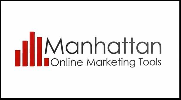 Logo Manhattan Online marketing Tool