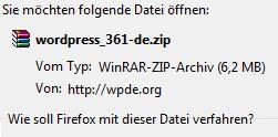 wordpress3.6.1 Download