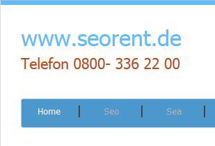 Die Internetagentur Seorent.de