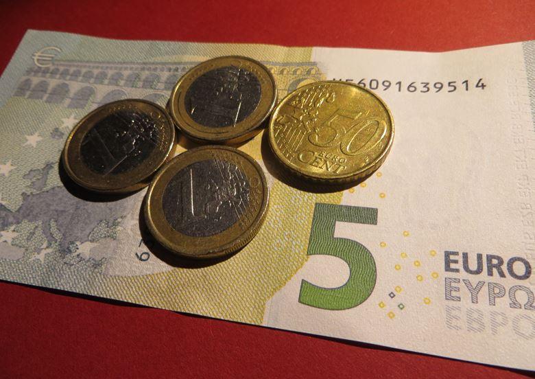 8,50 € kostenloses Stockfoto